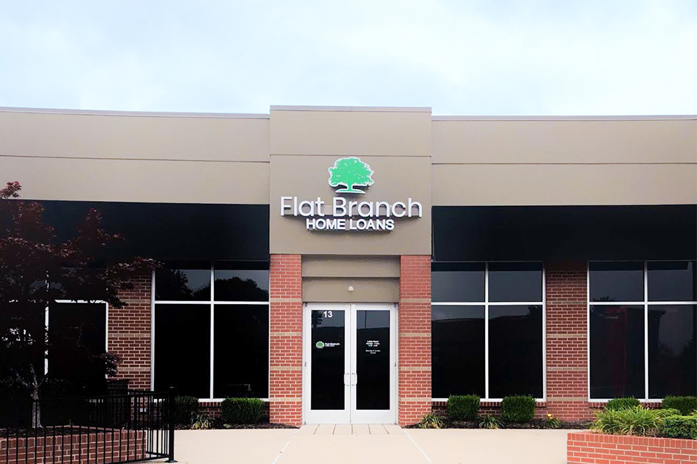 A photo of our Bentonville location