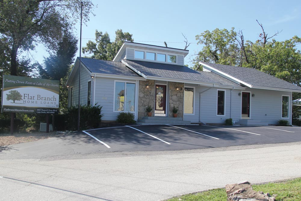 A photo of our Lake Ozark location