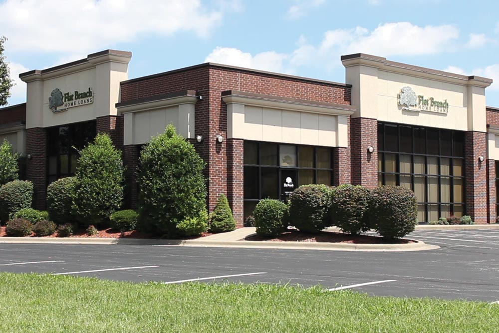 A photo of our Springfield location